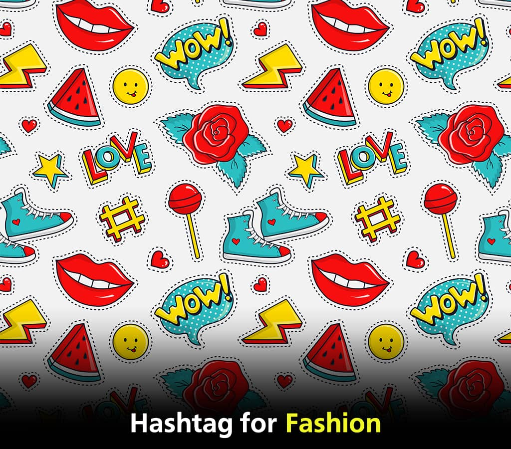 Fashion Hashtags