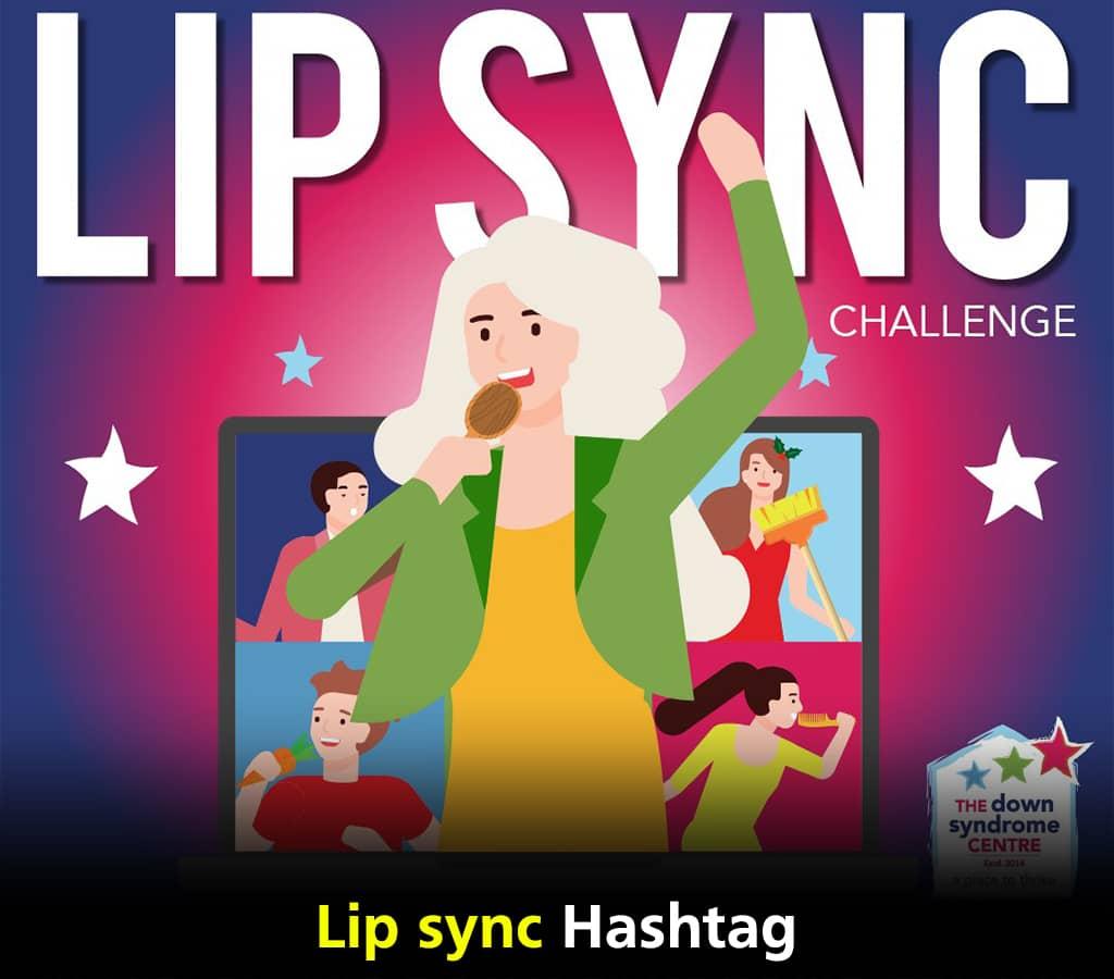 LipSync Hashtags